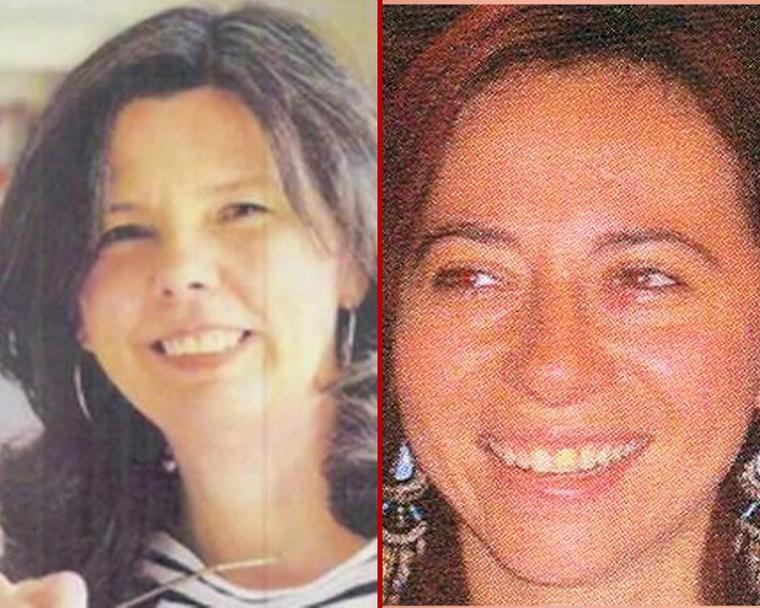 Helen Bailey és Nataly Shieff
