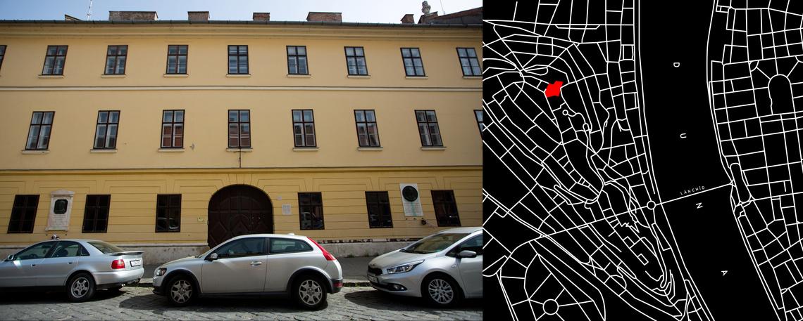 Táncsics Mihály utca 9.