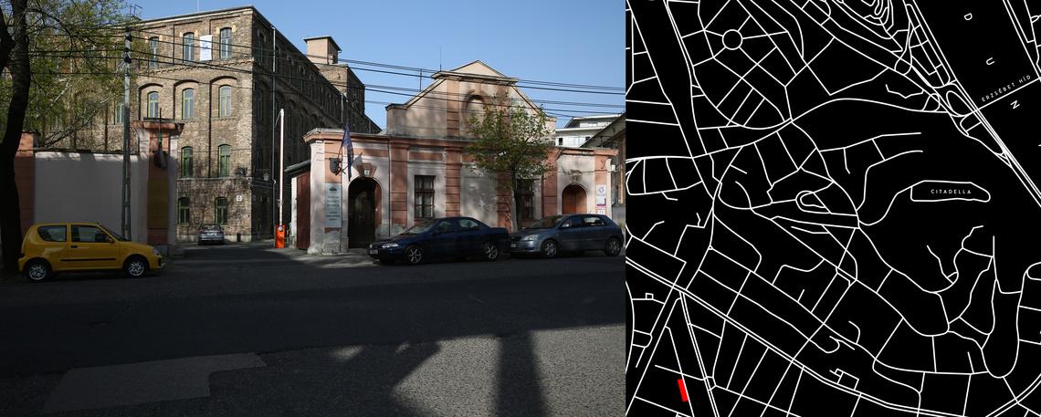 XI. kerületi Daróczi utca 3