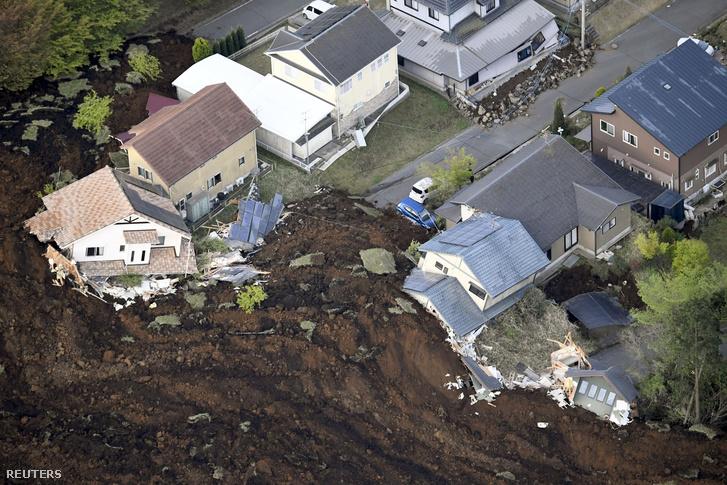 Kumamoto prefektúra, április 16.