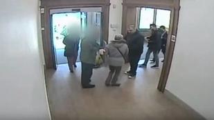 Ezt a 72 éves nőt nagyon nem kellett volna megtámadni