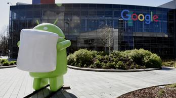 Gigantikus bírság vár a Google-re