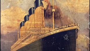 Titanic: Fényképek az utolsók közt megtalált mentőcsónakról
