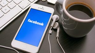 Kicsit összeomlott a Facebook, de már jól van