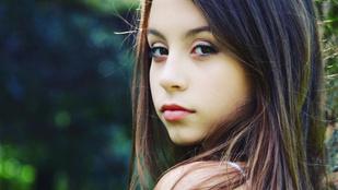 Meglepő, de Catherine Zeta-Jones és Michael Douglas kislánya egyre szebb