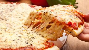Ha ezt megnézi, már csak a pizzafalásra fog gondolni