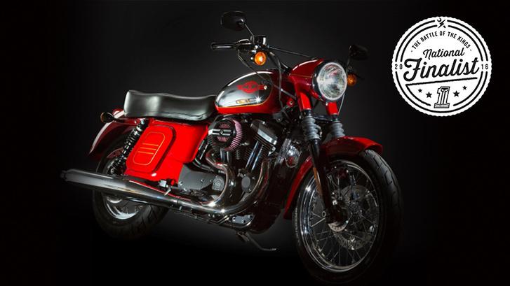 2. Harley-Davidson Praha