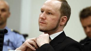Kinéz egy verés Breiviknek, ha rabtársai közé engedik