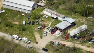 Nyolc családtagot mészároltak le Ohióban