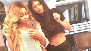 Fontos békülés történt a Kardashian családban
