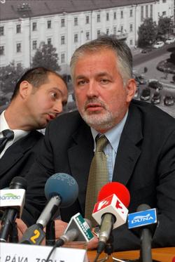 Páva Zsolt, Pécs polgármestere