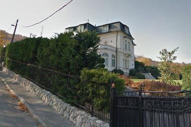 Budapest, Mátyás király út.