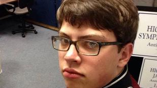 Ez a fiú rendezett vérengzést a középiskolai bálon