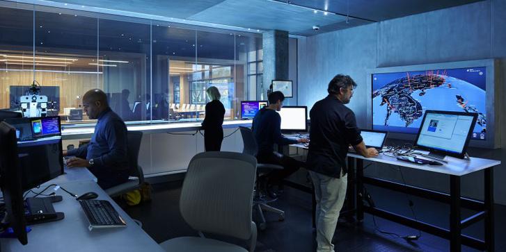 Egy jelenet a Microsoft kampányfilmjéből