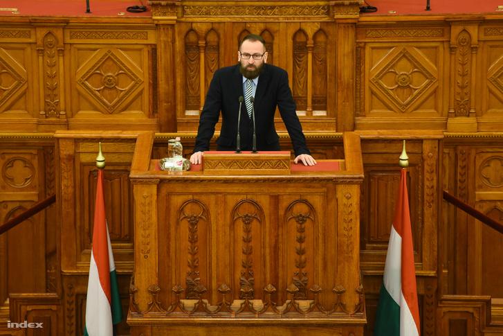 Szájer József, a Fidesz EP-képviselője