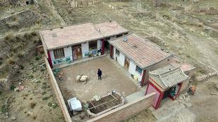 A falu, ahol egy ember él