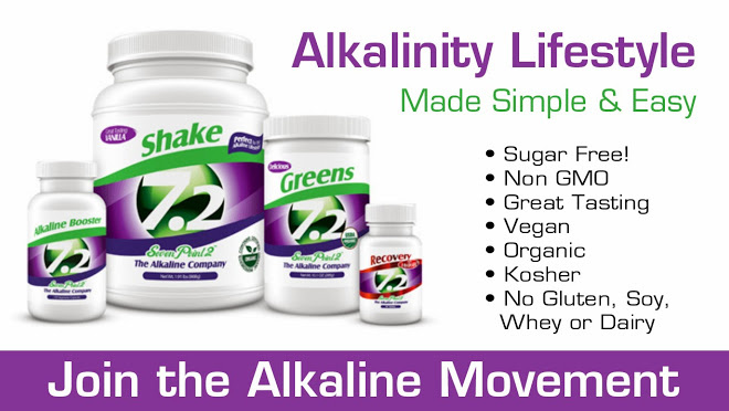 Join The Alkaline Movement