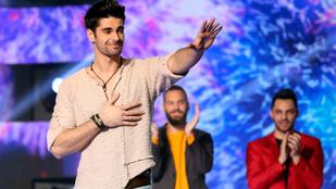 Freddie a svéd nagykövettel duettezve készül az Eurovízióra