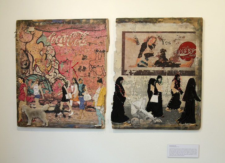 Gaál Katalin kiállítása
