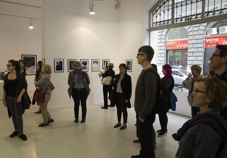 Bartis Attila kiállítása