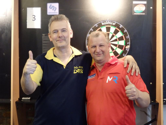 Gary Anderson Privat