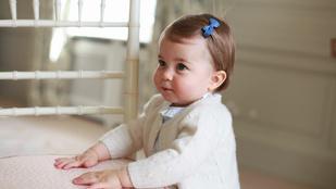 Méltósággal viseli az öregedést Charlotte hercegnő