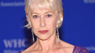 Helen Mirren menő tetkóval tiszteleg Prince emléke előtt