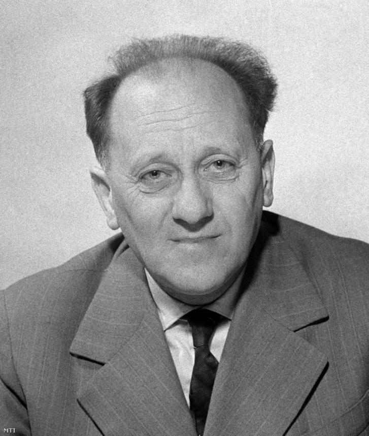 Kozma László 1962-ben