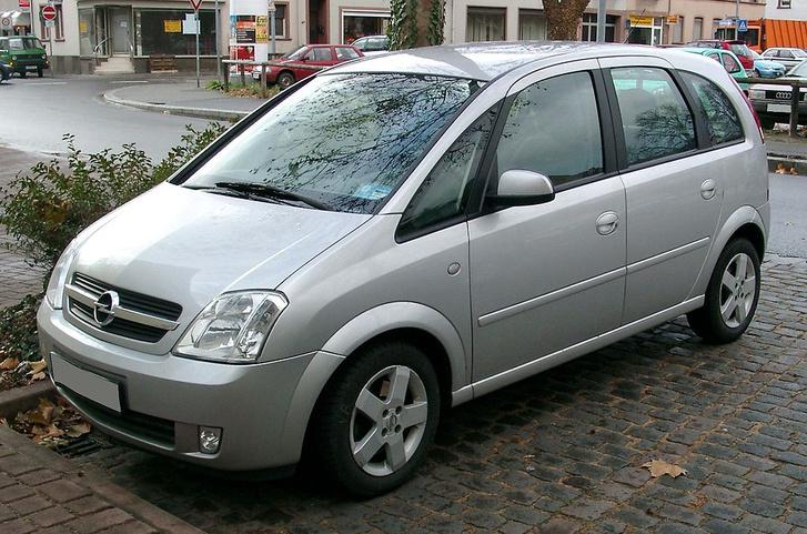 Opel Meriva. Der? Das? Die?
