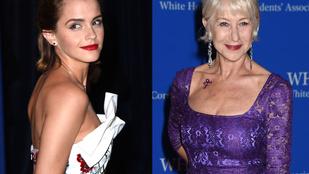 Emma Watson dögös volt, Helen Mirren Prince-jelet tett a mellére