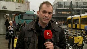 Meghalt egy TV2-s riporter