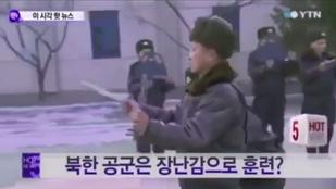 Kim Dzsongunt játékrepülőkkel tették boldoggá