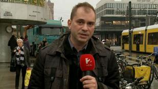 Álmában halhatott meg a TV2 riportere