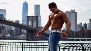 Amerikában hódít ezzel a testtel a magyar fitneszmodell