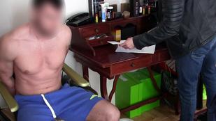 A neten hirdették a férfi prostikat, de most lebuktak