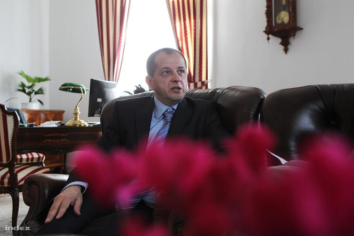Budai Gyula, egykori elszámoltatási kormánybiztos