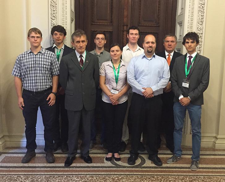 A LIGO-projekt magyar tagjai