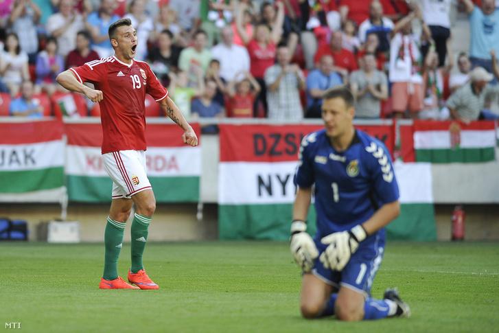 Priskin bombagólt vágott a norvégoknak, az Eb-n is kellene tőle a gól