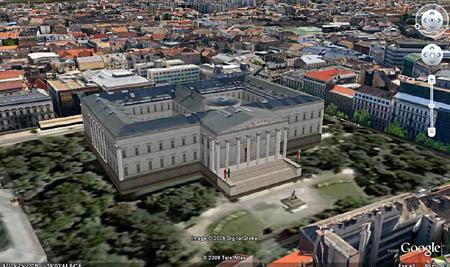 A Nemzeti Múzeum egy Zsolt nevű felhasználó műve
