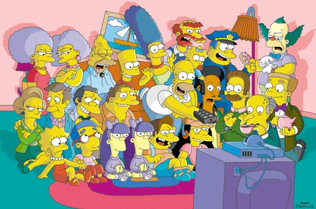 simpsons fullcast