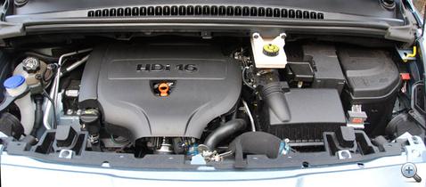 A 150 lóerős HDi jelenleg egyértelműen a legjobb választás
