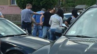 Rajtaütés volt az Üllői úton, a 18. kerületben
