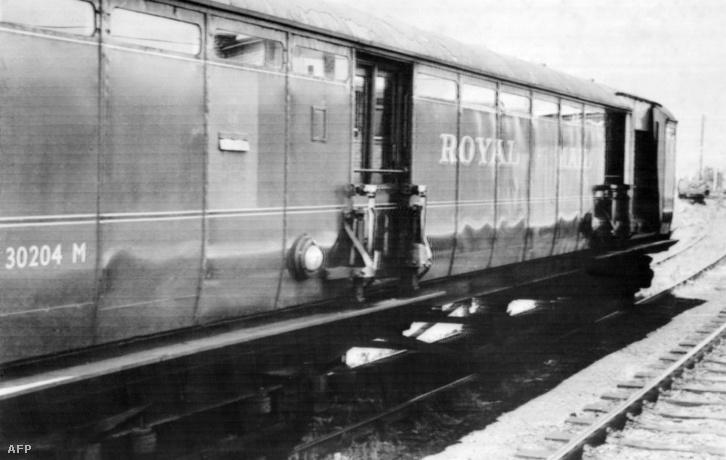 A nagy vonatrablás