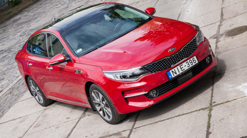 Kia Optima 1.7 CRDI – 2016.