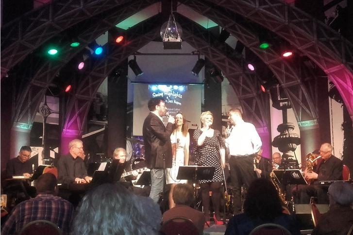 Majsai Gábor, Bolba Éva, Balássy Betty, Varga Ferenc és a Stúdió 11 Ensemble