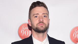 Justin Timberlake MILF-ként köszöntötte feleségét anyák napján