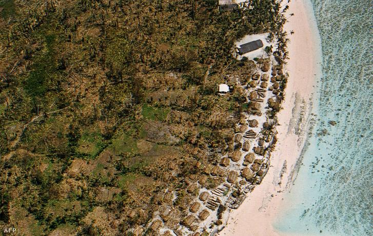 Salamon-szigetek, Anuta