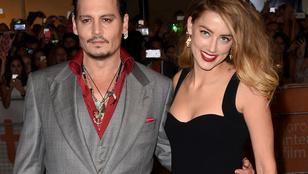 Továbbra is téma Johnny Depp csempészkutyái