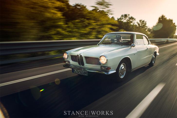 A nap képe: BMW 3200CS, Forrás: Stance Works