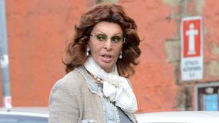 Ő tehet róla, hogy Sophia Loren így néz ki
